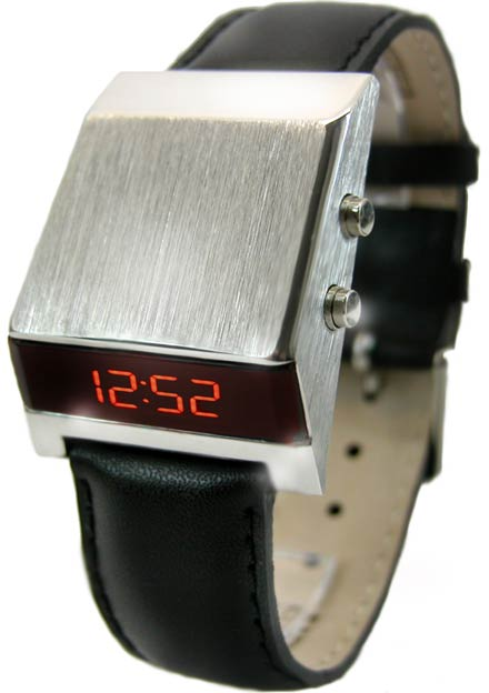 Red Led Drivers Watch